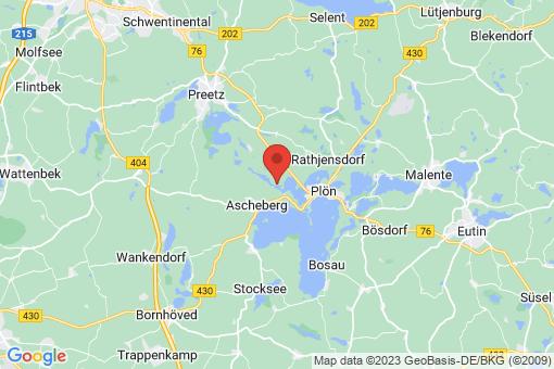 Karte Dörnick