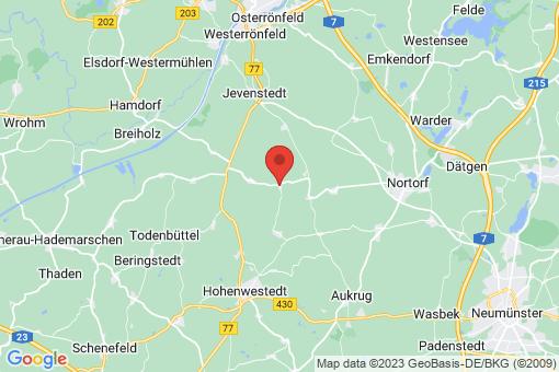 Karte Luhnstedt