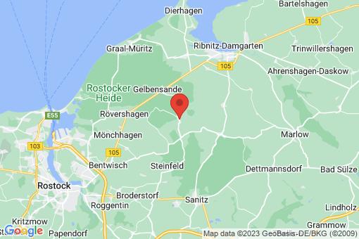 Karte Blankenhagen