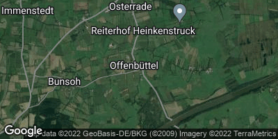 Google Map of Offenbüttel
