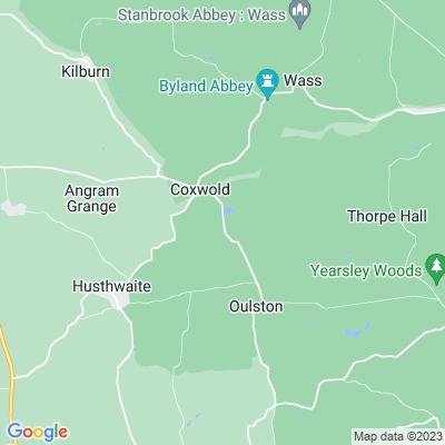 Newburgh Priory Location