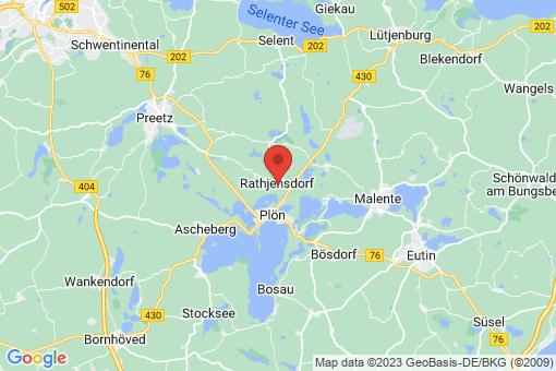 Karte Rathjensdorf