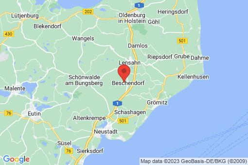 Karte Beschendorf