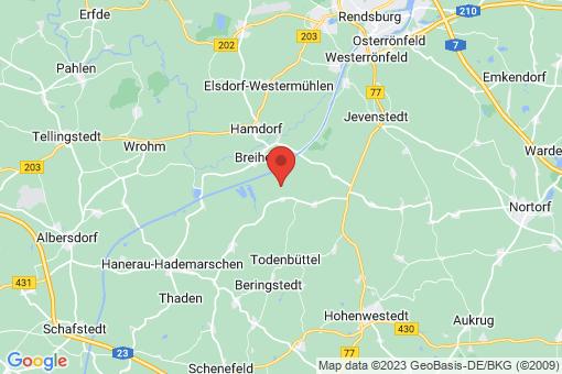 Karte Haale