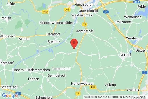 Karte Hamweddel