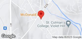 Halfords Newry location