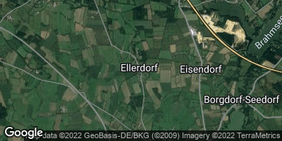 Google Map of Ellerdorf