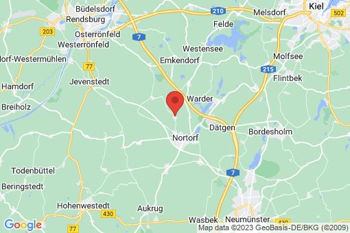 Karte Ellerdorf
