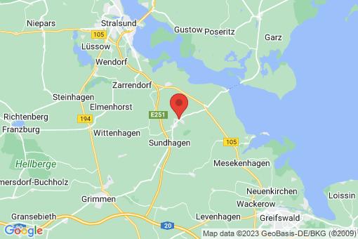 Karte Miltzow