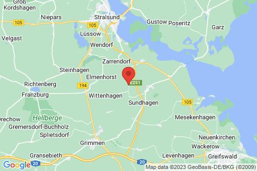 Karte Behnkendorf