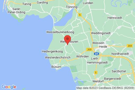 Karte Süderdeich