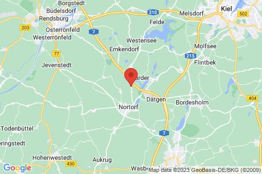 Karte Eisendorf