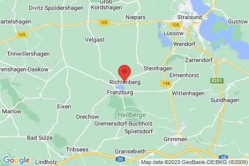 Karte Richtenberg