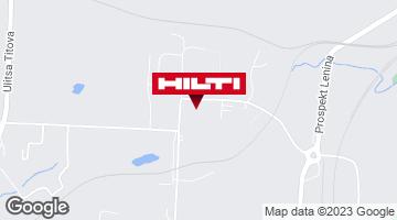 Региональный представитель Hilti в г. Пенза