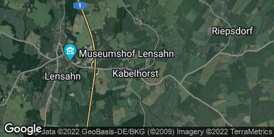 Google Map of Kabelhorst