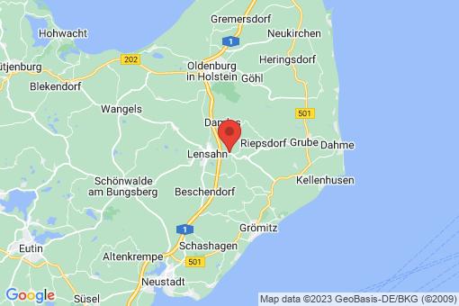 Karte Kabelhorst
