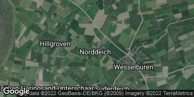 Google Map of Norddeich