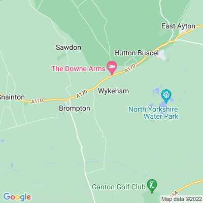 Wykeham Abbey Location