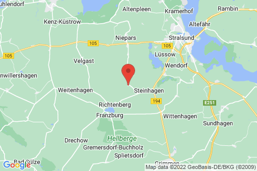 Karte Jakobsdorf