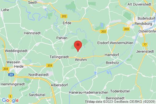Karte Dellstedt