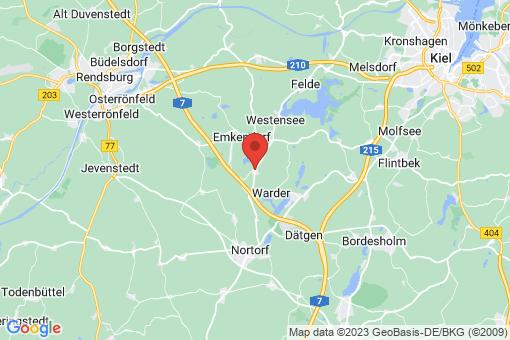 Karte Groß Vollstedt