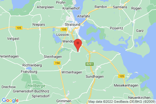 Karte Zarrendorf