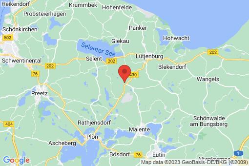Karte Rantzau