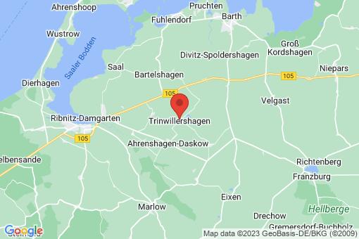 Karte Trinwillershagen