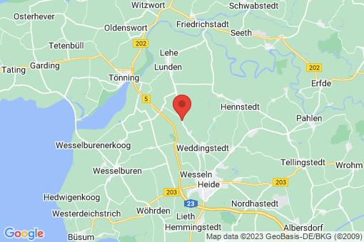 Karte Stelle-Wittenwurth