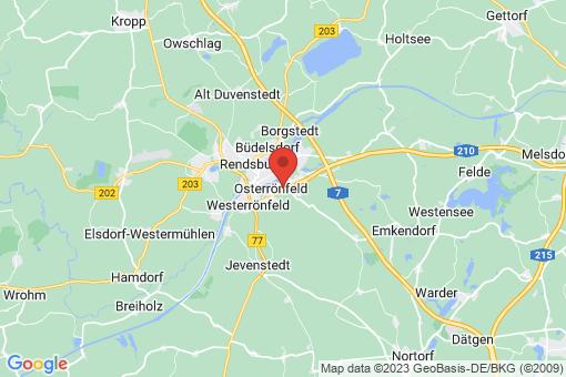 Karte Osterrönfeld