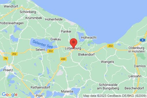 Karte Lütjenburg
