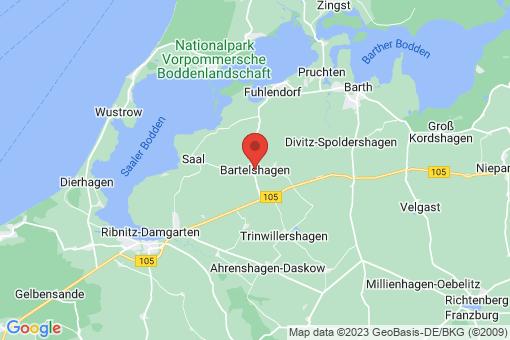 Karte Bartelshagen II
