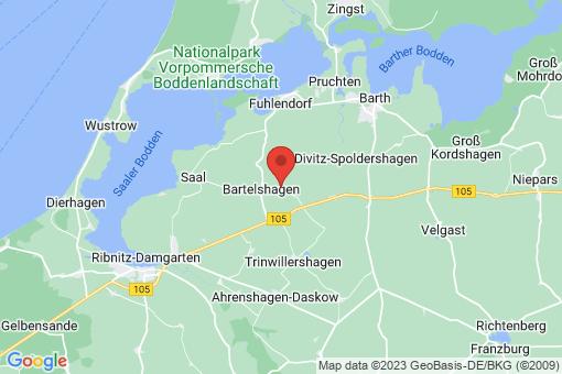 Karte Lüdershagen