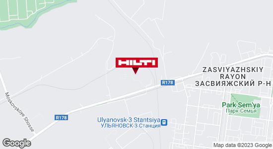 Get directions to Терминал самовывоза DPD г. Ульяновск