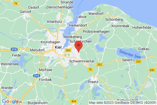 Karte Klausdorf