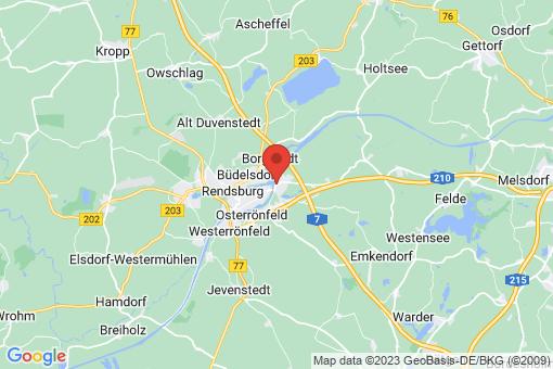 Karte Schacht-Audorf