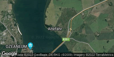 Google Map of Altefähr