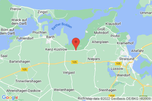 Karte Groß Kordshagen