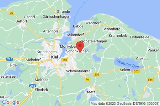 Karte Schönkirchen