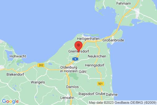 Karte Gremersdorf