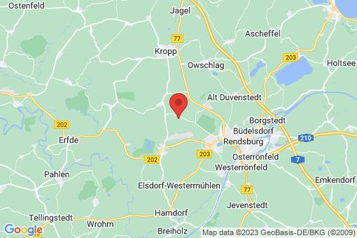 Karte Lohe-Föhrden