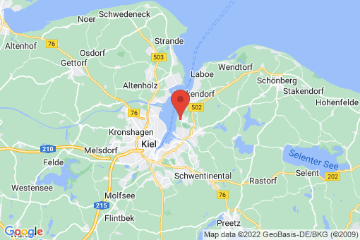 Karte Mönkeberg