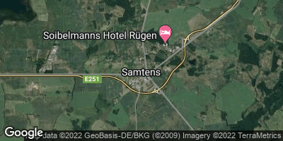 Google Map of Samtens