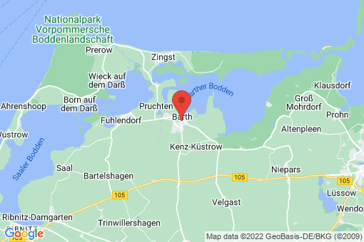 Karte Barth