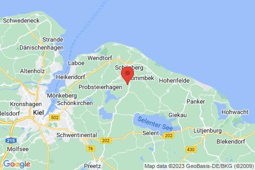 Karte Höhndorf
