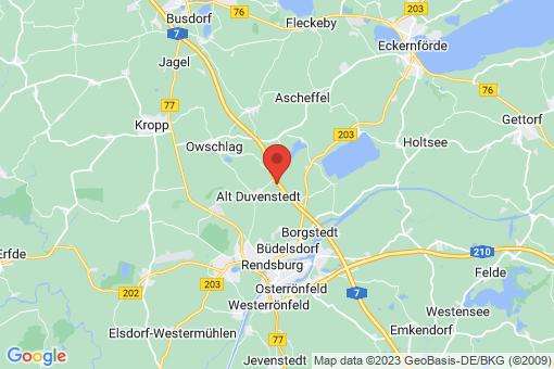 Karte Neu Duvenstedt