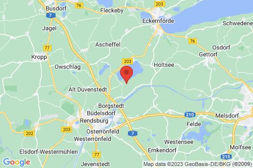Karte Bünsdorf