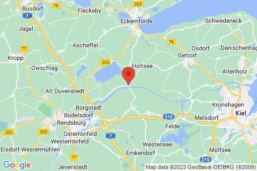 Karte Sehestedt