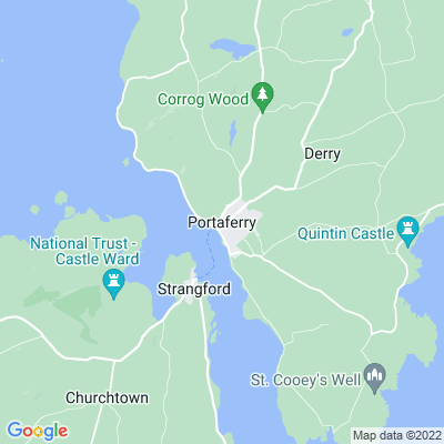 Portaferry House Location
