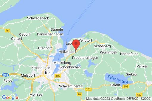 Karte Brodersdorf